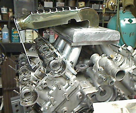 Sheet metal intake manifolds – Build and Tune