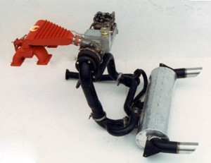 Ferrari 308 Aftermarket Turbocharger System