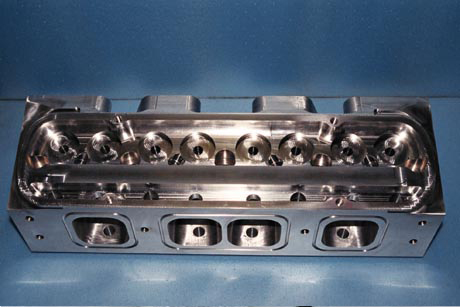 Billet Cylinder Head mfr - Pontiac Ram Air 5