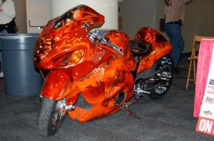 Kingsriders Hayabusa Javits Center Motorcycle Show