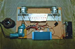 Perfect Power P.R.S.8 Test Fixture